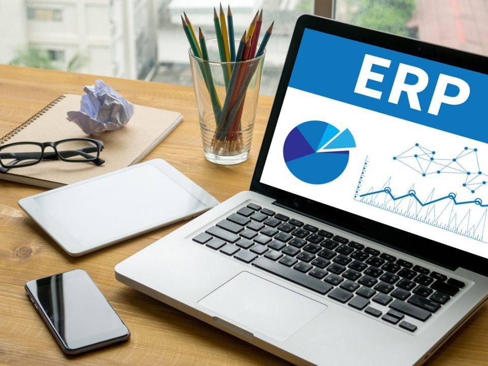Logiciel ERP - Ellipson