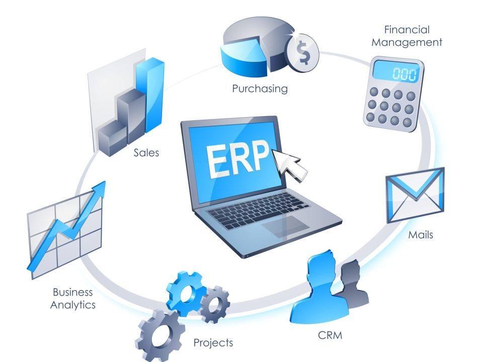 Pourquoi utiliser un logiciel ERP - Ellipson